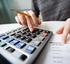 امور مالی و بازرگانی